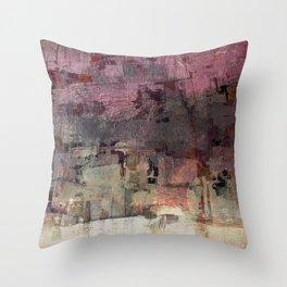 Shanty Town Throw Pillow