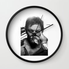 Daryl  Wall Clock