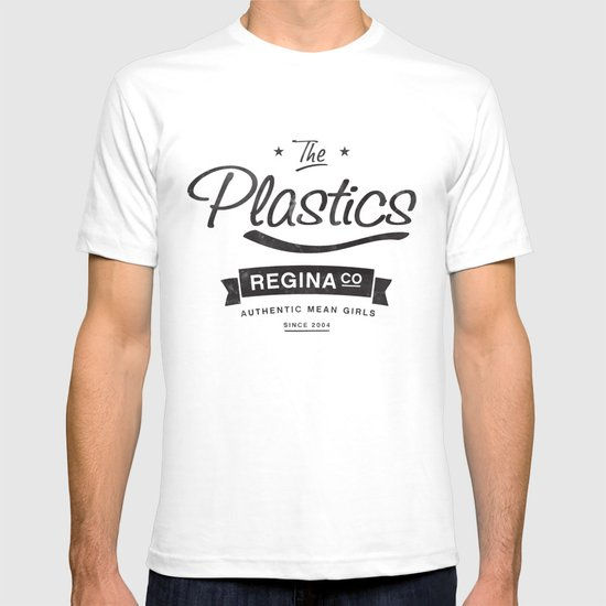 The Plastics - from the movie Mean Girls starring Lindsay Lohan T-shirt