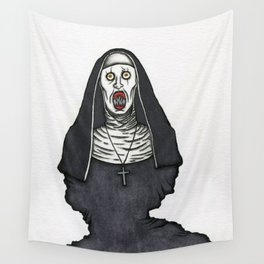 The Nun Wall Tapestry