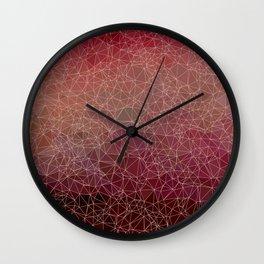 Polygonal A1 Wall Clock