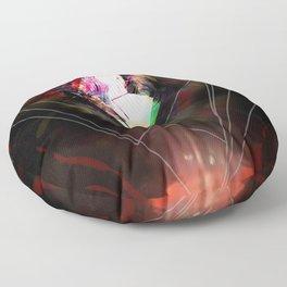 Shining Trapezohedron Floor Pillow