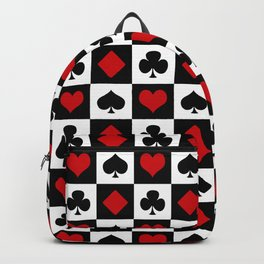 Playing card Backpack