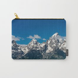 Grand Tetons Panorama Carry-All Pouch