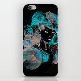 sea lady iPhone Skin