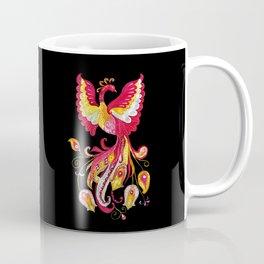 Firebird - Fantasy Creature Coffee Mug