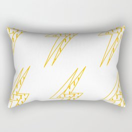 BLINDED LIGHT Rectangular Pillow
