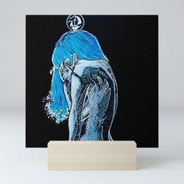 Nautical Pacifist Mini Art Print