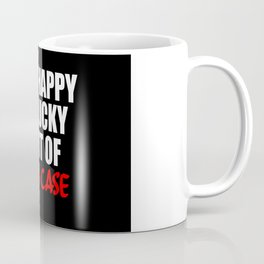 funny sayings and quotes headcase Coffee Mug