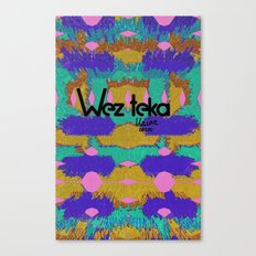 FISA! - Wezteka Union Canvas Print
