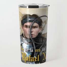 Rafael Nadal in Shinning Armor Travel Mug
