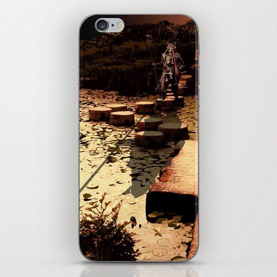 Hibakusha iPhone & iPod Skin