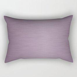 Metallic Pink Rectangular Pillow