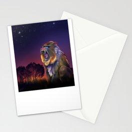 Team Sphinx Monkey II Stationery Cards