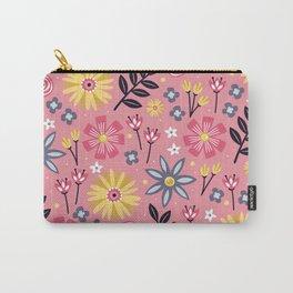Garden Joy Carry-All Pouch