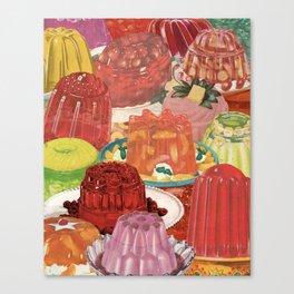 Wiggle Canvas Print