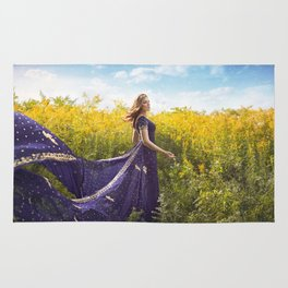 The Winds Of Summer Rug