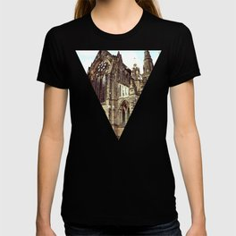 glasgow cathedral medieval cathedral T-shirt