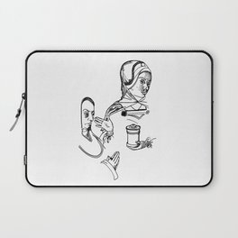 Lady of Dismissal and of Prayer Laptop Sleeve
