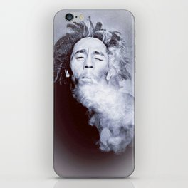 BOBBY BLOW iPhone Skin