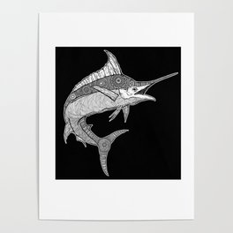 MARLIN CHASE Poster