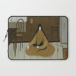 Yellow Room Laptop Sleeve