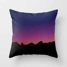 Sunset - White Pocket, Vermilion Cliffs, AZ Throw Pillow