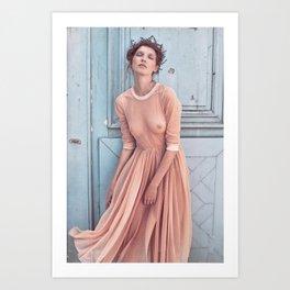 Alena Art Print