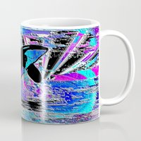 orca Mugs featuring Orca by JT Digital Art