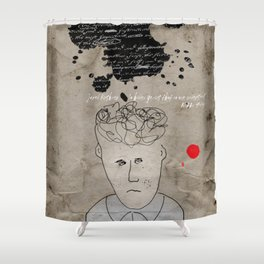 Jared Kushner 'a hidden genius that no one understands.' 2 Shower Curtain