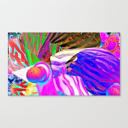 solapink Canvas Print