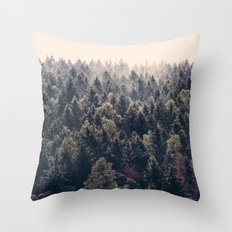 Come Home Throw Pillow
