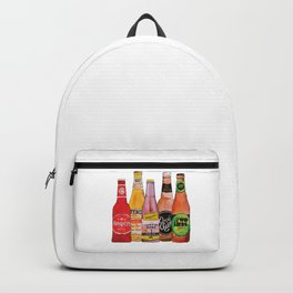 Bottles of Craft Beer Backpack