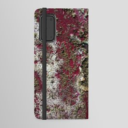 Rusty art  Android Wallet Case