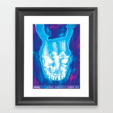 Darko Framed Art Print