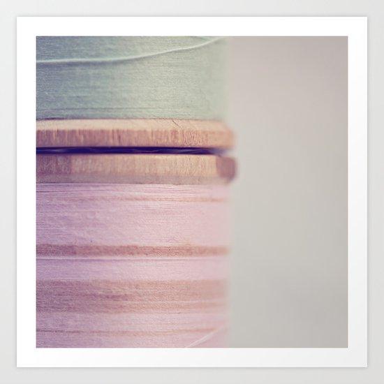 sew Art Print