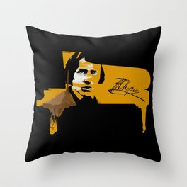 Frederic Chopin Throw Pillow