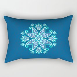 Ornamental mandala Rectangular Pillow