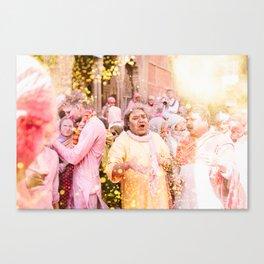 INDIA 33 Canvas Print