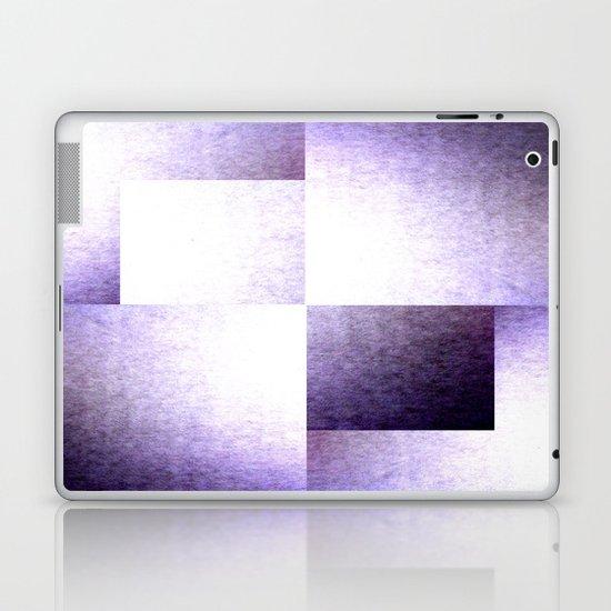Purple Phaze Laptop & iPad Skin