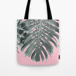 Monstera Finesse #1 #tropical #decor #art #society6 Tote Bag