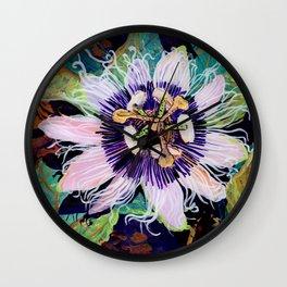 Lilikoi Wall Clock