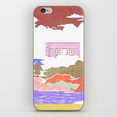 Cloudland iPhone & iPod Skin