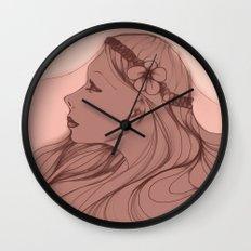 The Bride Wall Clock