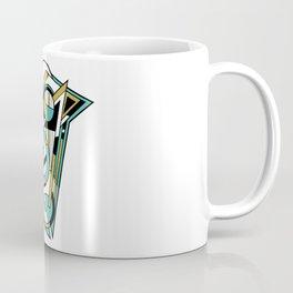 Partridge - Geometric Abstract Digital Design Coffee Mug