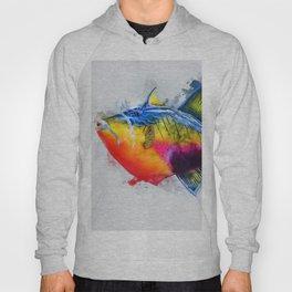 Trigger Fish Hoody