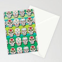 Calaveras Stationery Cards