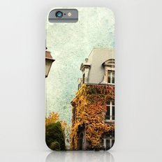 Autumnal Montmartre iPhone 6s Slim Case