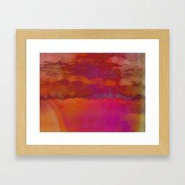 I Am Creativity Framed Art Print
