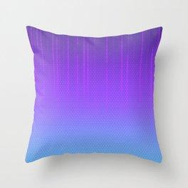 Tracer Versus Sombra Throw Pillow